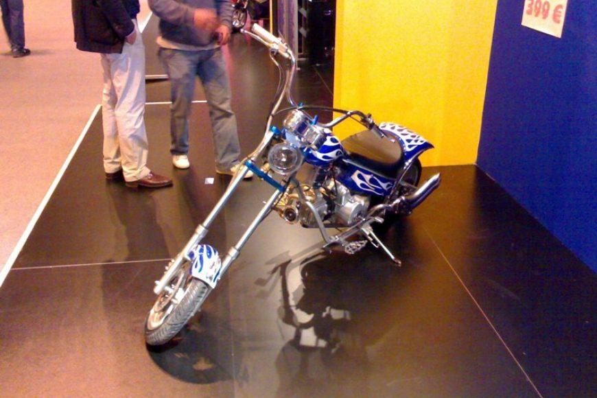 Feria de la Moto Año 2008